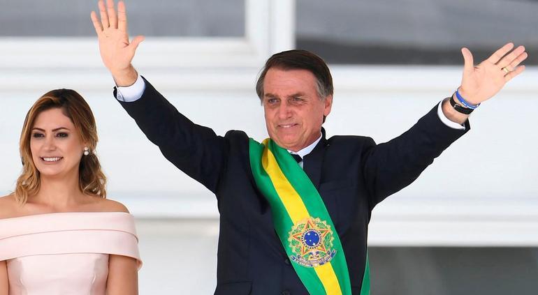 Actualidad: Estados Unidos podría instalar una base militar en Brasil