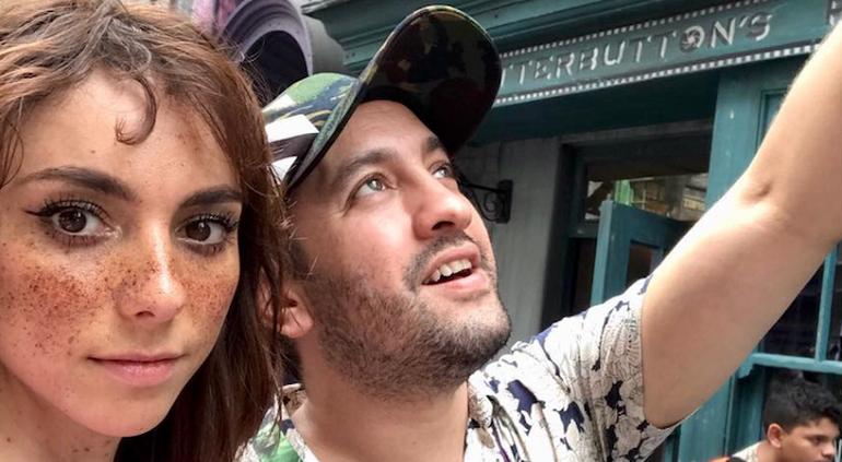Natalia Téllez deleita a fans con foto sin sostén