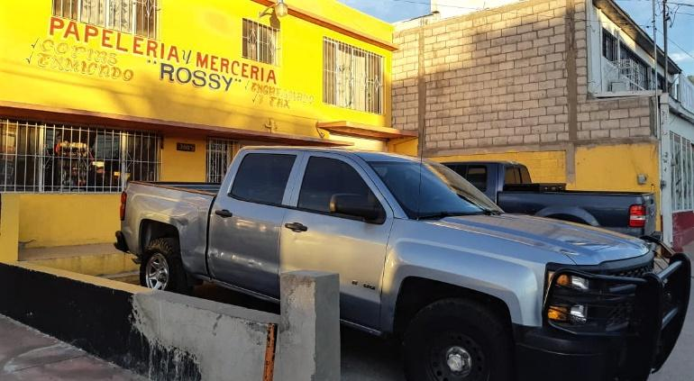 Intentaron Asaltar La Mercería Rossy En La Ocampo Tiempo