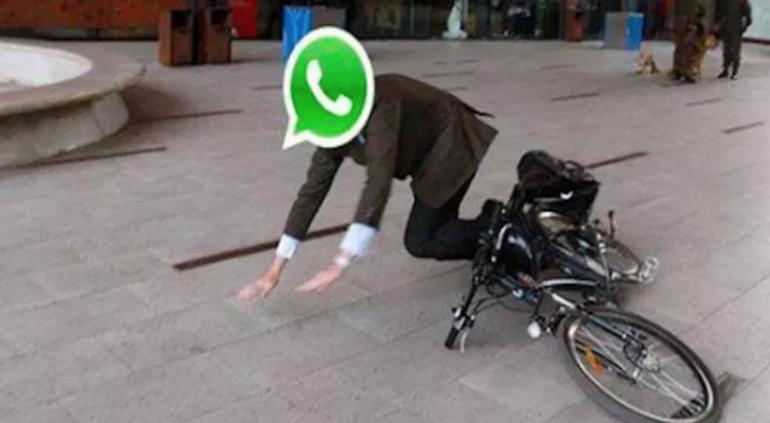 ¡Tranquilo, no eras tú, eran ellos! WhatsApp sufrió caída