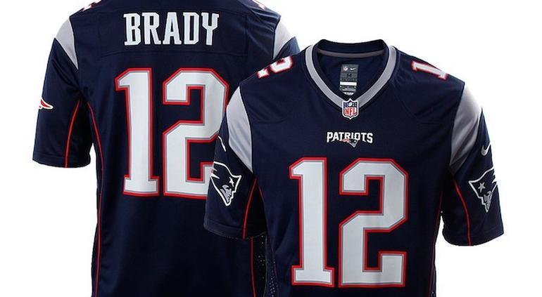 894c9723849b1 Esto cuesta una jersey autografiada por Tom Brady