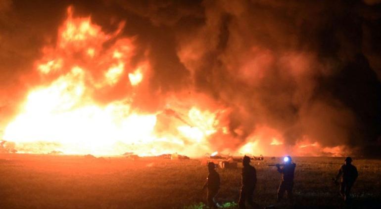 Mueren 4 más por explosión de ducto; ya son 100 fallecidos