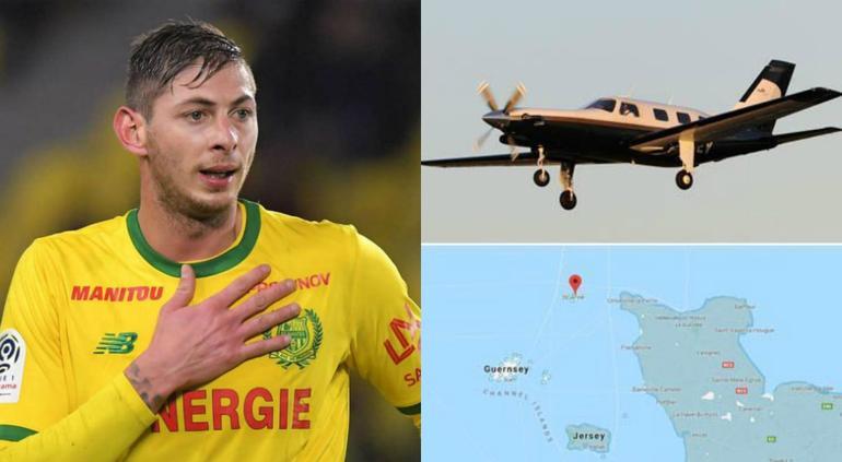 Sin encontrar el cuerpo, finaliza búsqueda del futbolista argentino Emiliano Sala