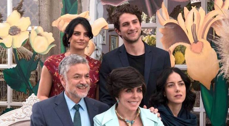 Segunda temporada de Casa de las Flores se graba en Madrid