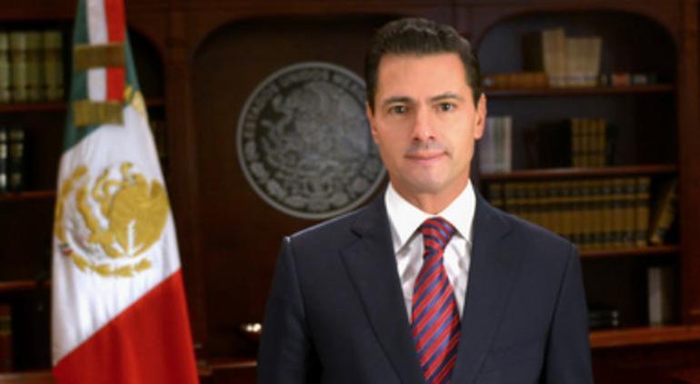 Rechaza EPN vivir fuera de México - Política - Notas