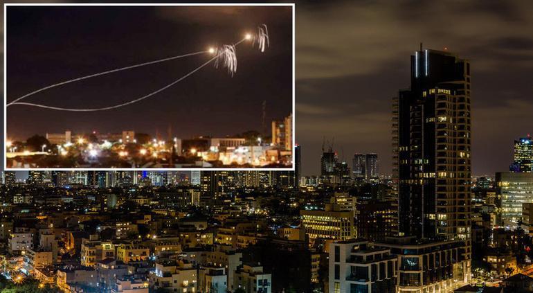 Disparan dos cohetes desde Gaza hacia el área de Tel Aviv