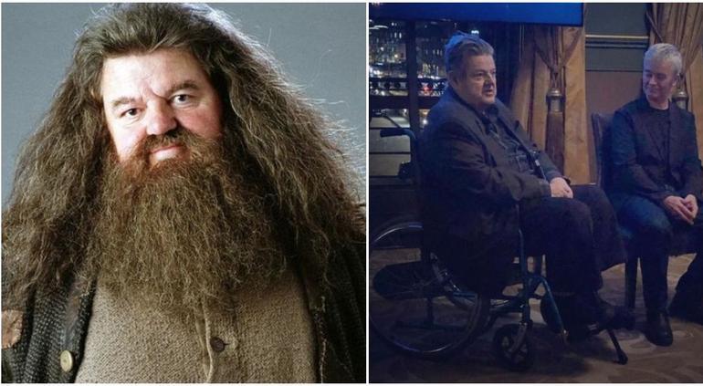 'Hagrid', en silla de ruedas tras perder la batalla contra enfermedad