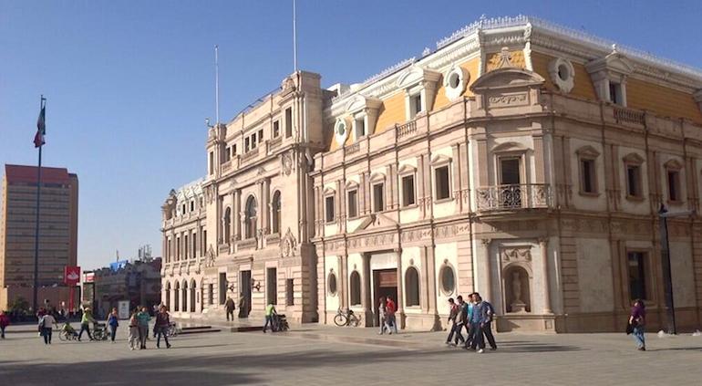 Resultado de imagen para presidencia municipal de chihuahua