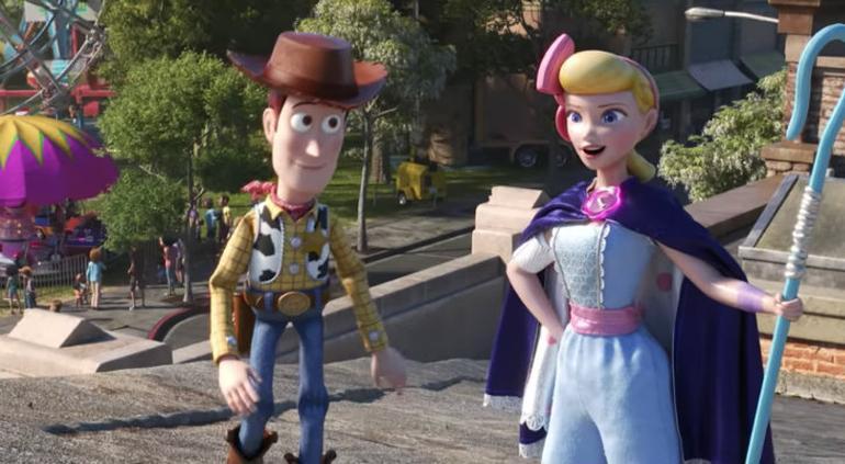Llega el tráiler completo de Toy Story 4