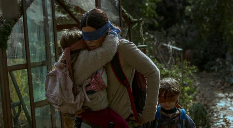 Bird Box de Netflix tendrá secuela en forma de novela