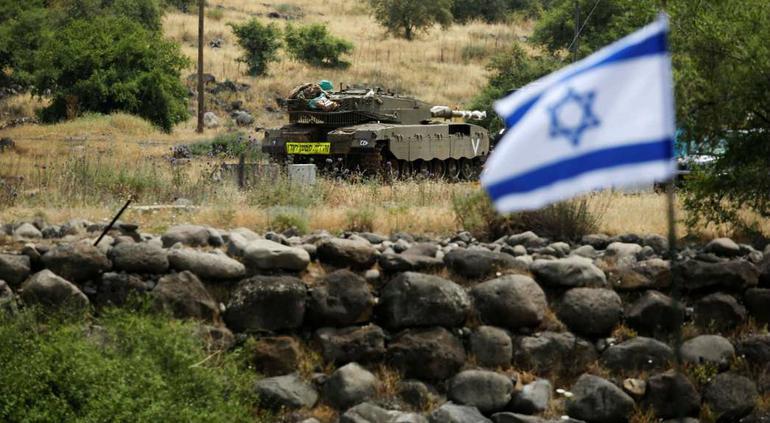 Trump habla de reconocer 'soberanía' de Israel sobre Altos del Golán