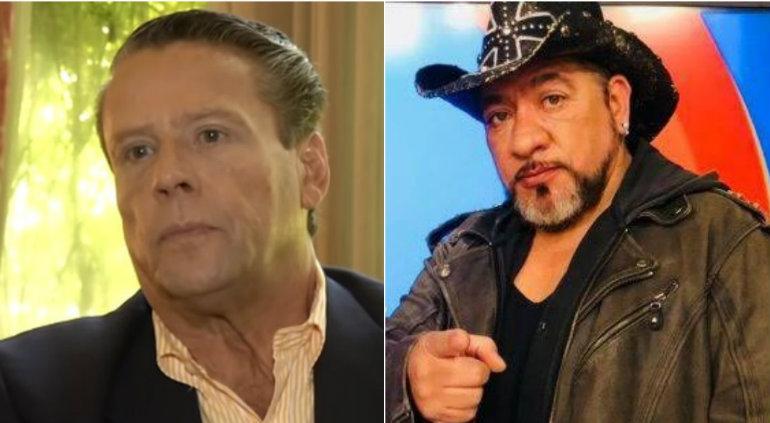 Carlos Trejo y Alfredo Adame firman contrato para pelea
