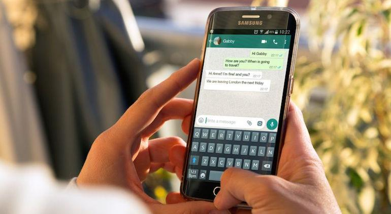 El modo oscuro de WhatsApp más cerca que nunca