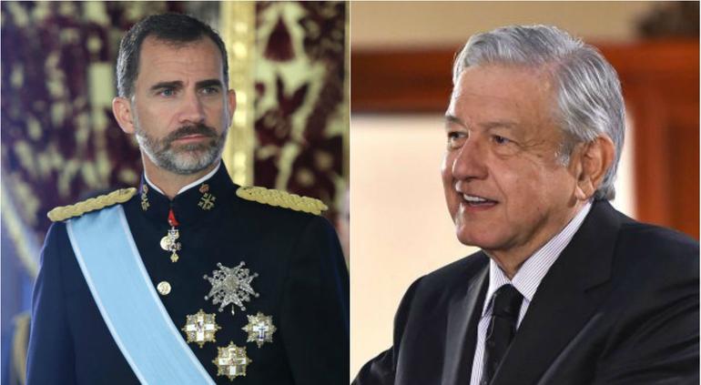 Se exageró respuesta de España: López Obrador