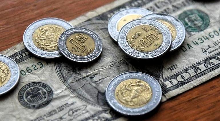 Peso abre con alza de 3 centavos; dólar cotiza en 19.1714 unidades