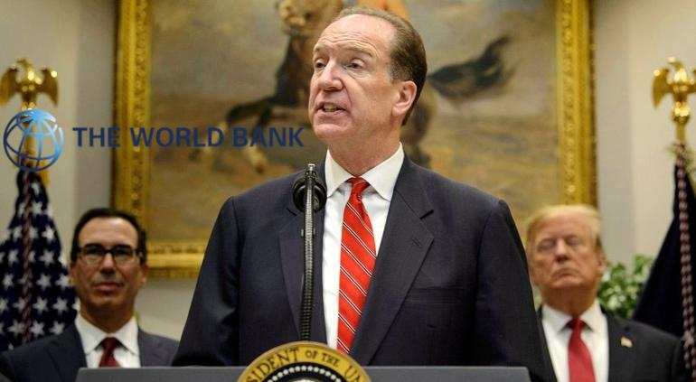 Nominado por Trump, David Malpass es el nuevo presidente del Banco Mundial