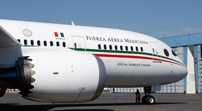 El avión presidencial tiene 14 posibles compradores de 8 países: Banobras