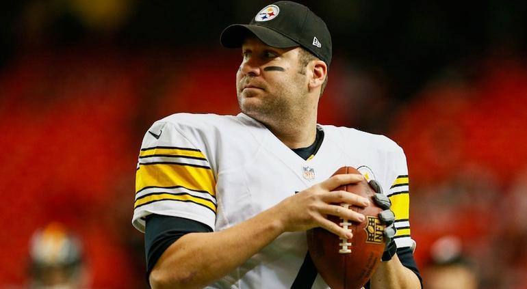 Steelers acuerdan extensión de contrato con Roethlisberger