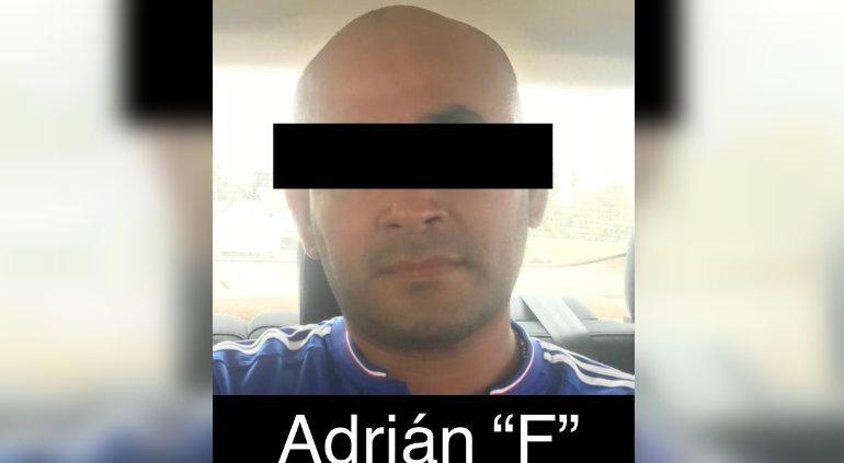 Detienen a Adrián N 'El Pelón', presunto autor de matanza en Minatitlán