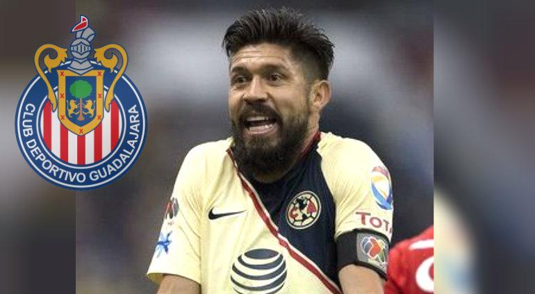 Oribe Peralta es nuevo jugador de... ¡Chivas — Oficial
