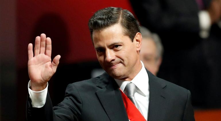 Peña Nieto niega recibir soborno para avalar compra de empresa quebrada