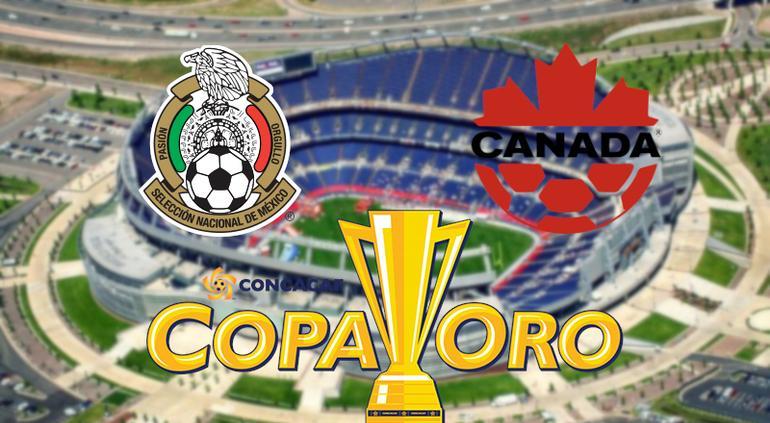 México doblega 3-1 a Canadá