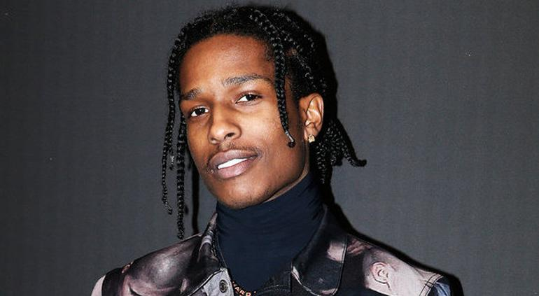 Fiscales suecos piden mantener la detención de rapero ASAP Rocky