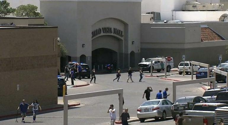 Versión: Identifican a supuesto responsable de ataque en Walmart de Cielo Vista