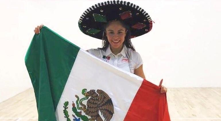 Paola Longoria, tricampeona de Panamericanos