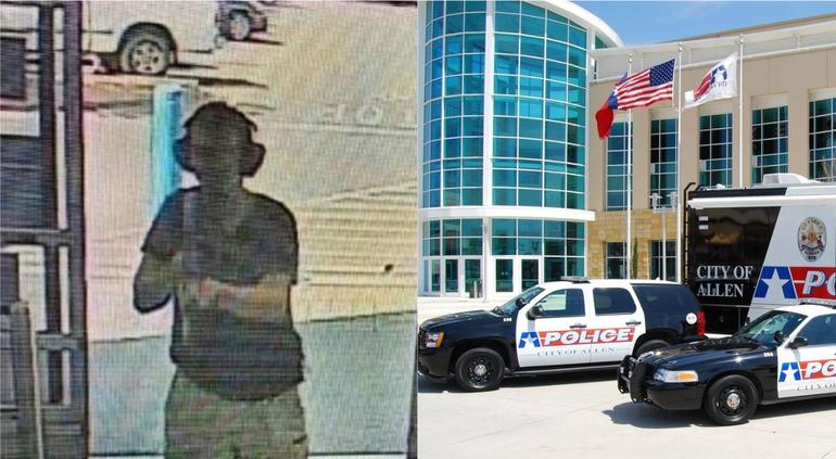 La madre de presunto asesino de El Paso alertó a la policía
