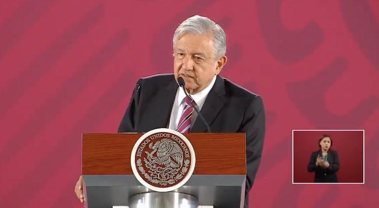 Amparos contra San Lucía son un sabotaje: AMLO
