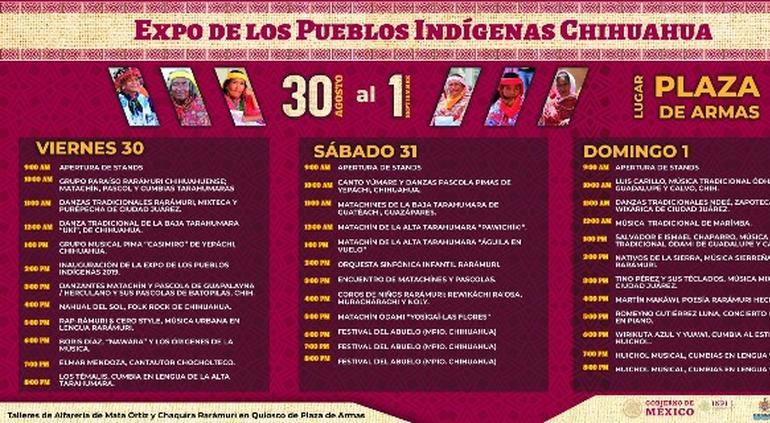 Arranca Expo De Los Pueblos Indígenas Para Todo Este Fin De Semana