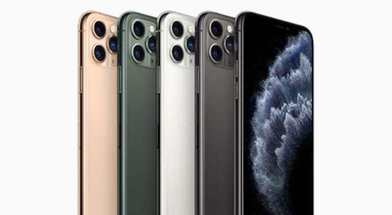 El nuevo iPhone 11 tiene dos cámaras traseras