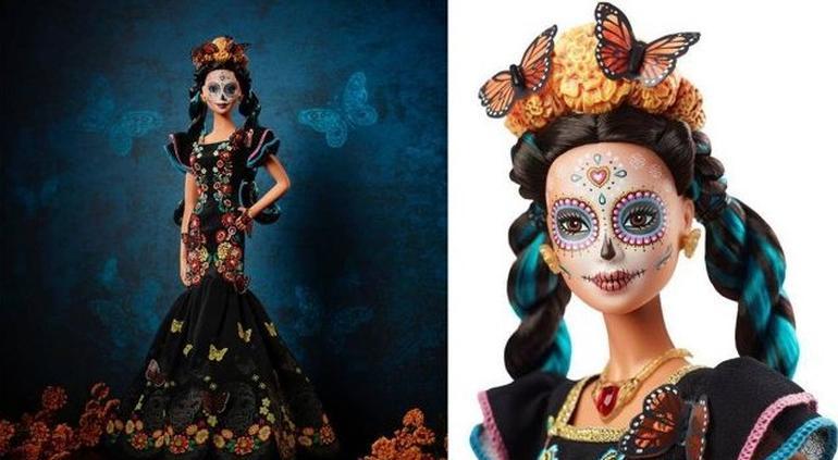La Barbie Catrina reaviva el debate por apropiación cultural inadecuada