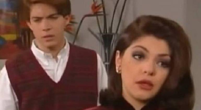 Soraya Montenegro y Nandito se reencuentran 24 años después