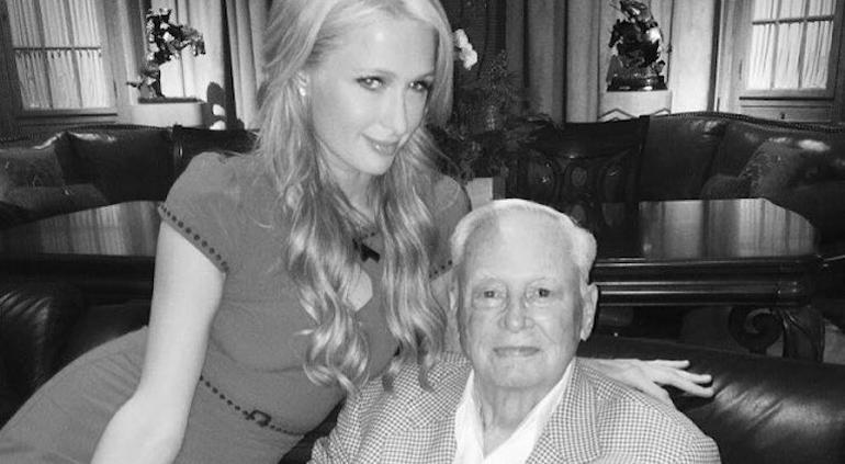 Falleció Barron Hilton, abuelo de Paris