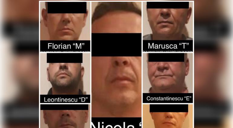 Capturan en BCS a siete criminales extranjeros buscados por el FBI