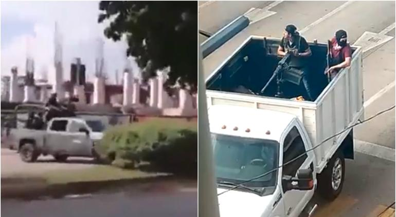 Ocho muertos en tiroteo tras intentar capturar al hijo del Chapo Guzmán
