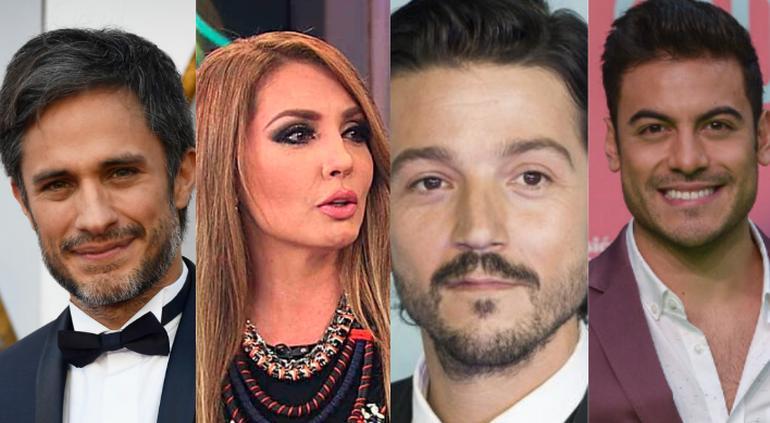 SIGUIENTE Diego Luna, Gael García y Yázpik se pronuncian por Culiacán