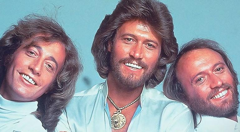 Paramount está preparando una película biográfica sobre los Bee Gees