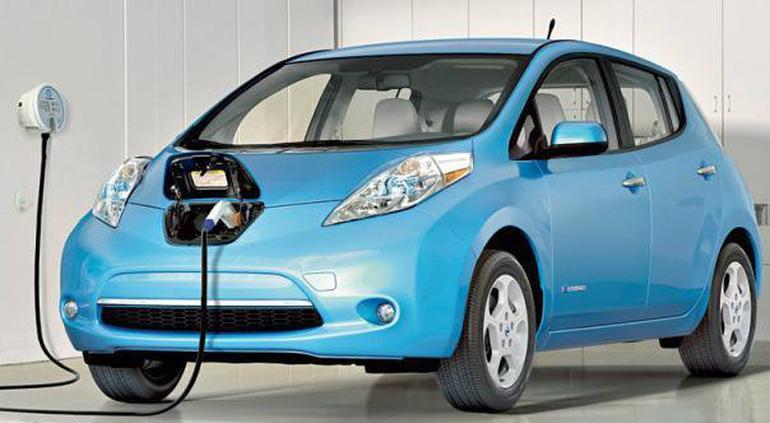 Esta batería permite cargar un coche eléctrico en 10 minutos