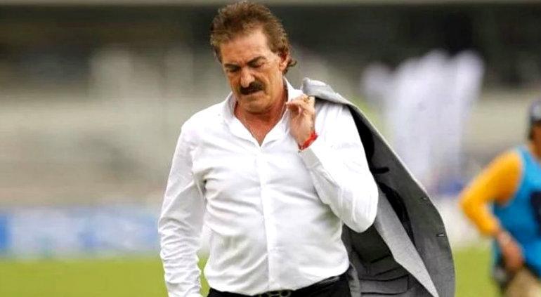 Ricardo La Volpe deja de ser técnico de Diablos del Toluca