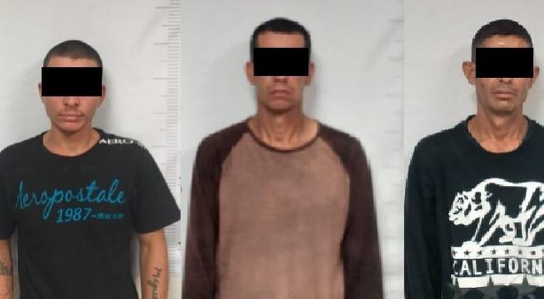 Arrestan a tres hombres por robo de nuez en huerta de Saucillo - El Tiempo de México