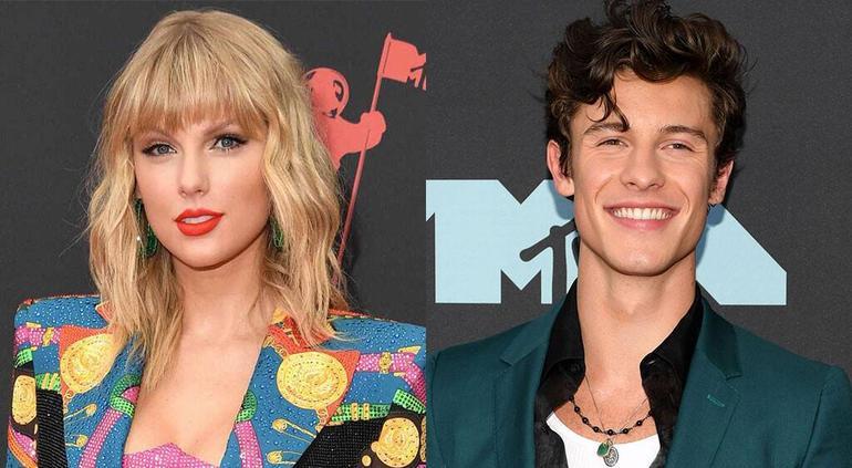 """Resultado de imagen para Taylor Swift se une a Shawn Mendes en el remix de """"Lover"""""""