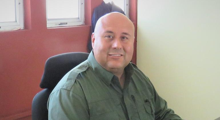 Entrevista con Luis Corral, Sub Inspector de la Policía Municipal - El Tiempo de México