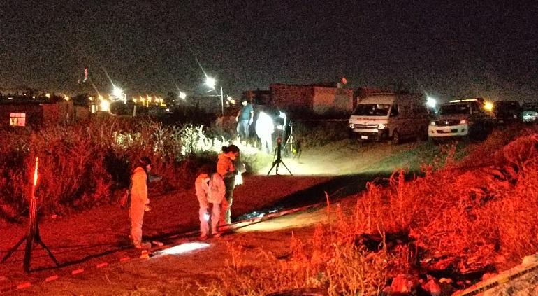 Identifican preliminarmente a mujer asesinada en la Soledad - El Tiempo de México
