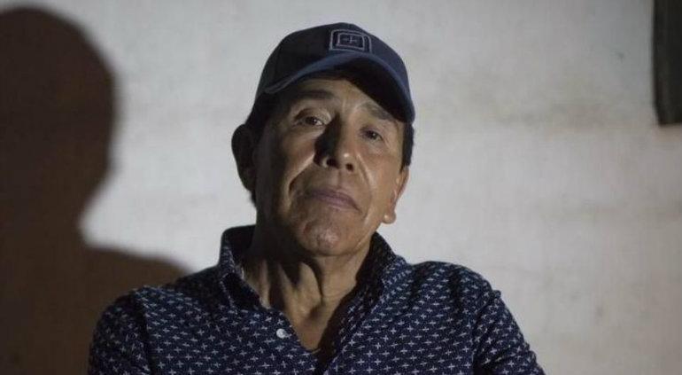 Detienen extradición de Caro Quintero a EU