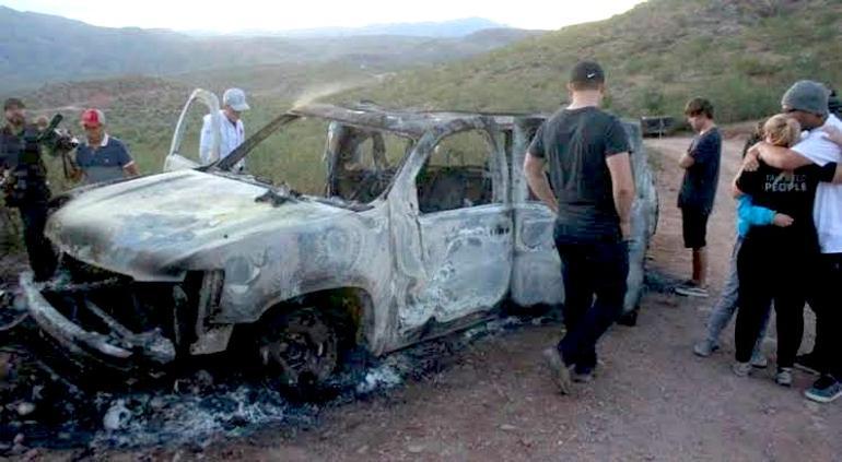 Captura FGR implicados en masacre de los LeBarón