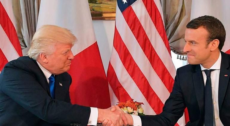 Trump atiza a Francia con aranceles por su tasa a las tecnológicas