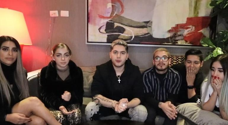 'Estoy muerta de miedo', youtubers denuncian abusos en Badabun